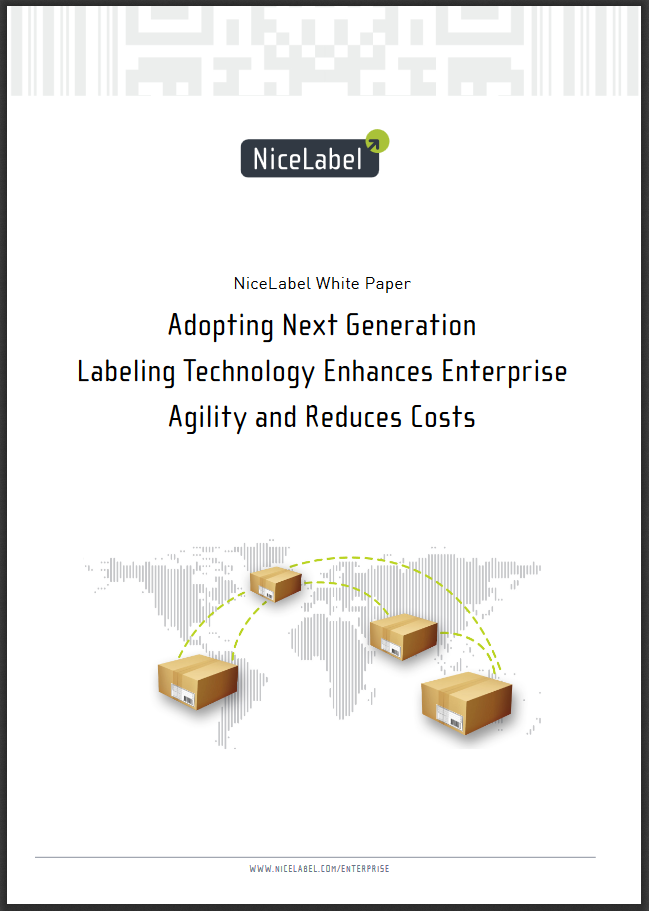Adopting Next Gen Labeling Technology White Paper