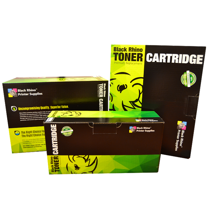 Black Rhino Ink and Toner Supplies