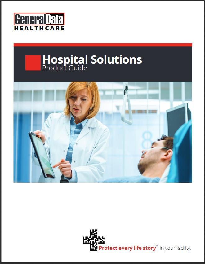 General Data Healthcare Hospital Solutions Catalog