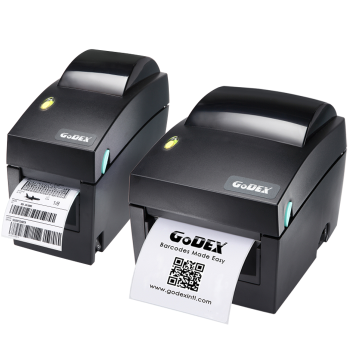 GoDex DT2x and DT4x Thermal Printers for Healthcare