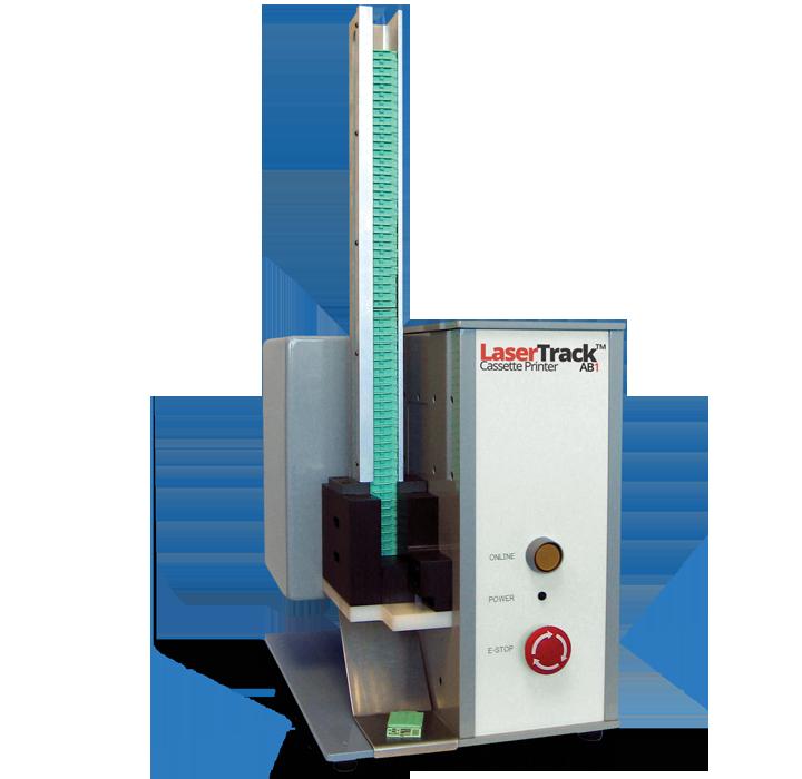 LaserTrack AB-4 Cassette Printer