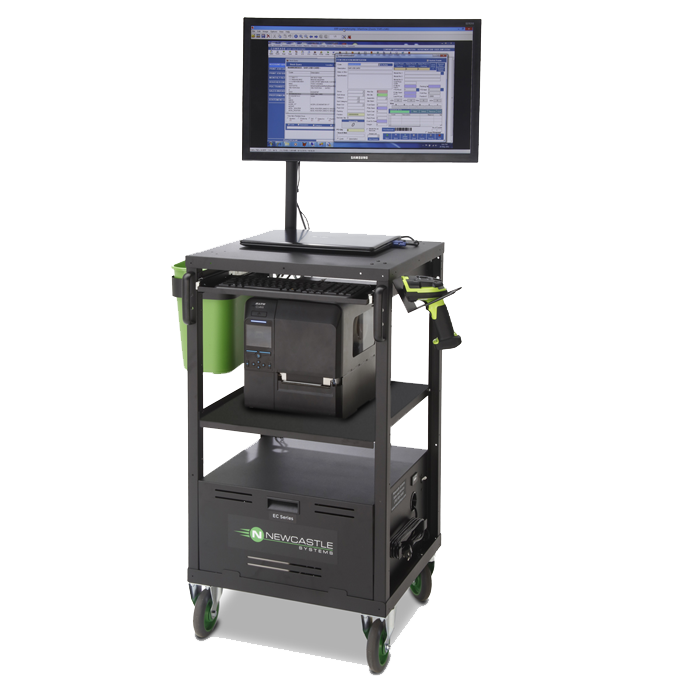 Newcastle EC Series Mobile Workstations