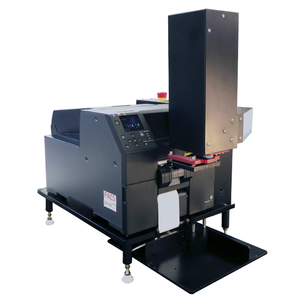 PAC5 Color Label Print and Apply Label Applicator