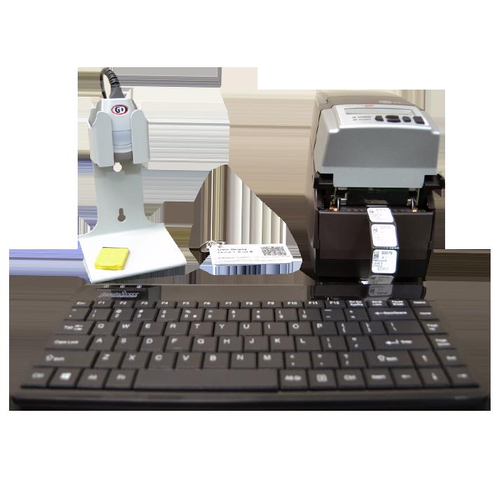 ScanPrint™ Slide Labeling System