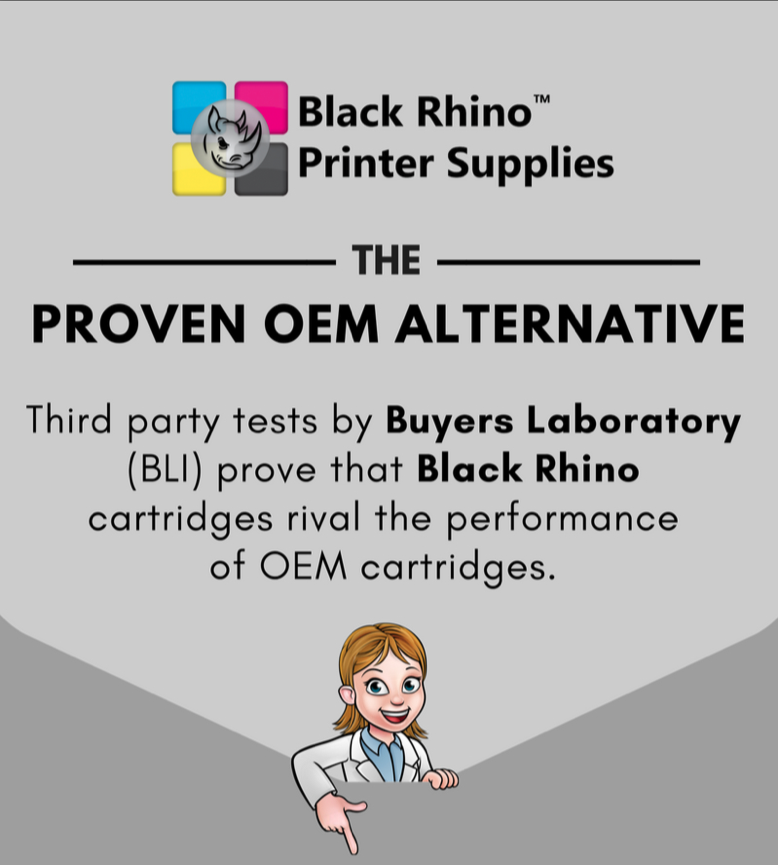 The Proven OEM Alternative Infographic