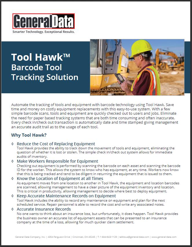 Tool Hawk Brochure