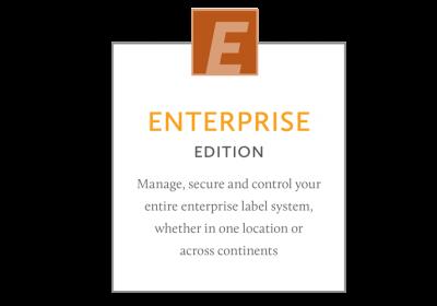 BarTender Enterprise Label Design Printing Software