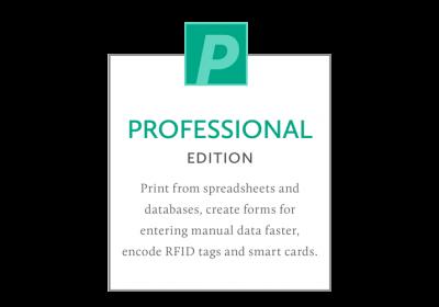 BarTender Professional Label Design Printing Software