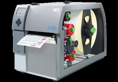 Cab XC6 Industrial Thermal Printer
