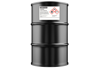 Chemical Drum Labels