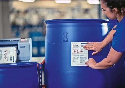 Globally Harmonized System (GHS) Labeling