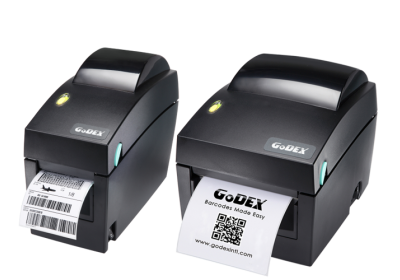 GoDex DT2x/DT4x Thermal Printers  2 bullet points: Ultra-light weight and compact footprint Fast printing and powerful performance in a small space  GoDex DT2x/DT4x Thermal Printers are a compact and lightweight printing solution for space-constrained hos