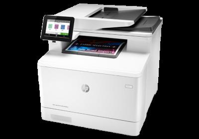 HP Color LaserJet Pro MFP M479 Series