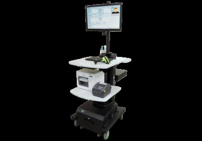 Mobile HealthCheck Cart