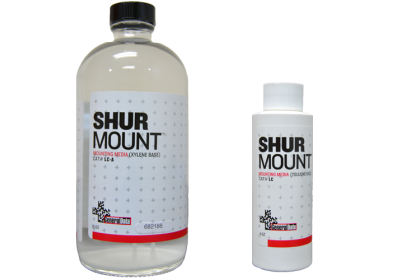 SHURMount Mounting Media and Liquid Coverglass
