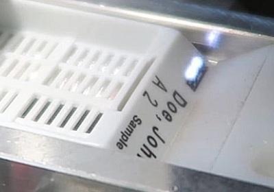 LaserTrack™ Laser Cassette Printing