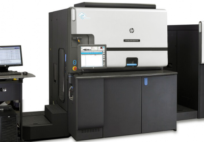 General Data's HP Indigo 6900 Digital Press