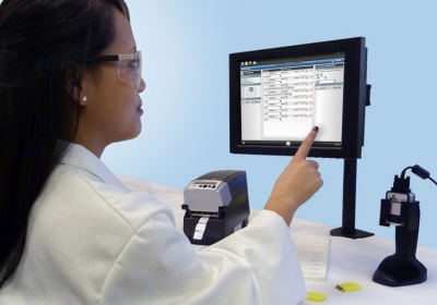 Lab Specimen Tracking