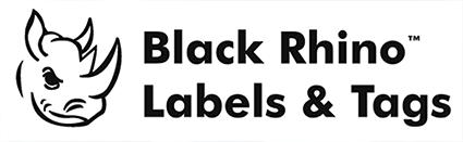 Black Rhino Labels & Tags