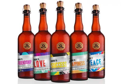 Labels For Craft Brewieries and Craft Distilleries