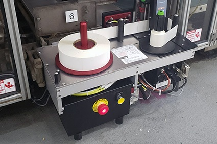 Print and Apply Labeling Systems
