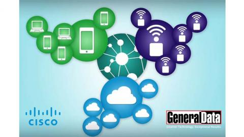 General Data Joins Cisco's Partner Ecosystem