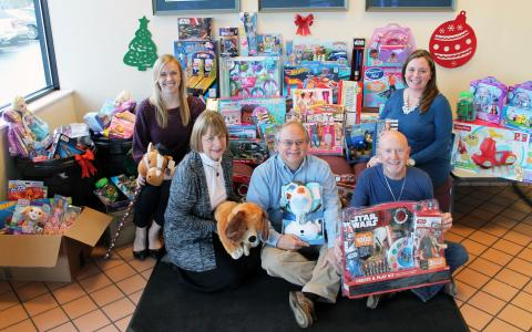 Giving Tuesday: General Data Teams Up With Inter Parish Ministry for Holiday Toy Drive