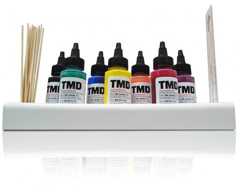 TMD Tissue Marking Dyes in 2oz 7 color kit