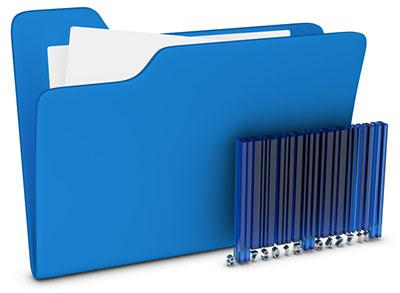 File Hawk™ Barcode File Tracking System