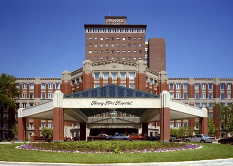Case Study: Henry Ford Hospital   General Data